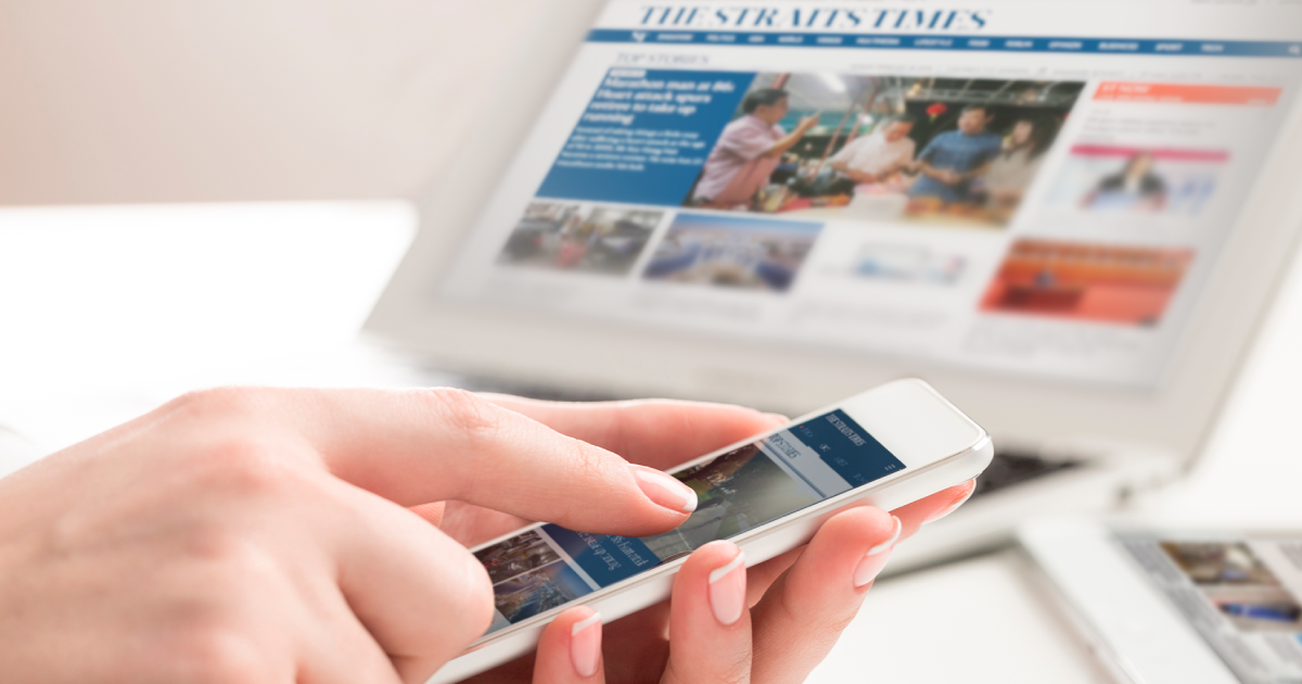 Introductory Offer for The Straits Times <br /> All-Digital