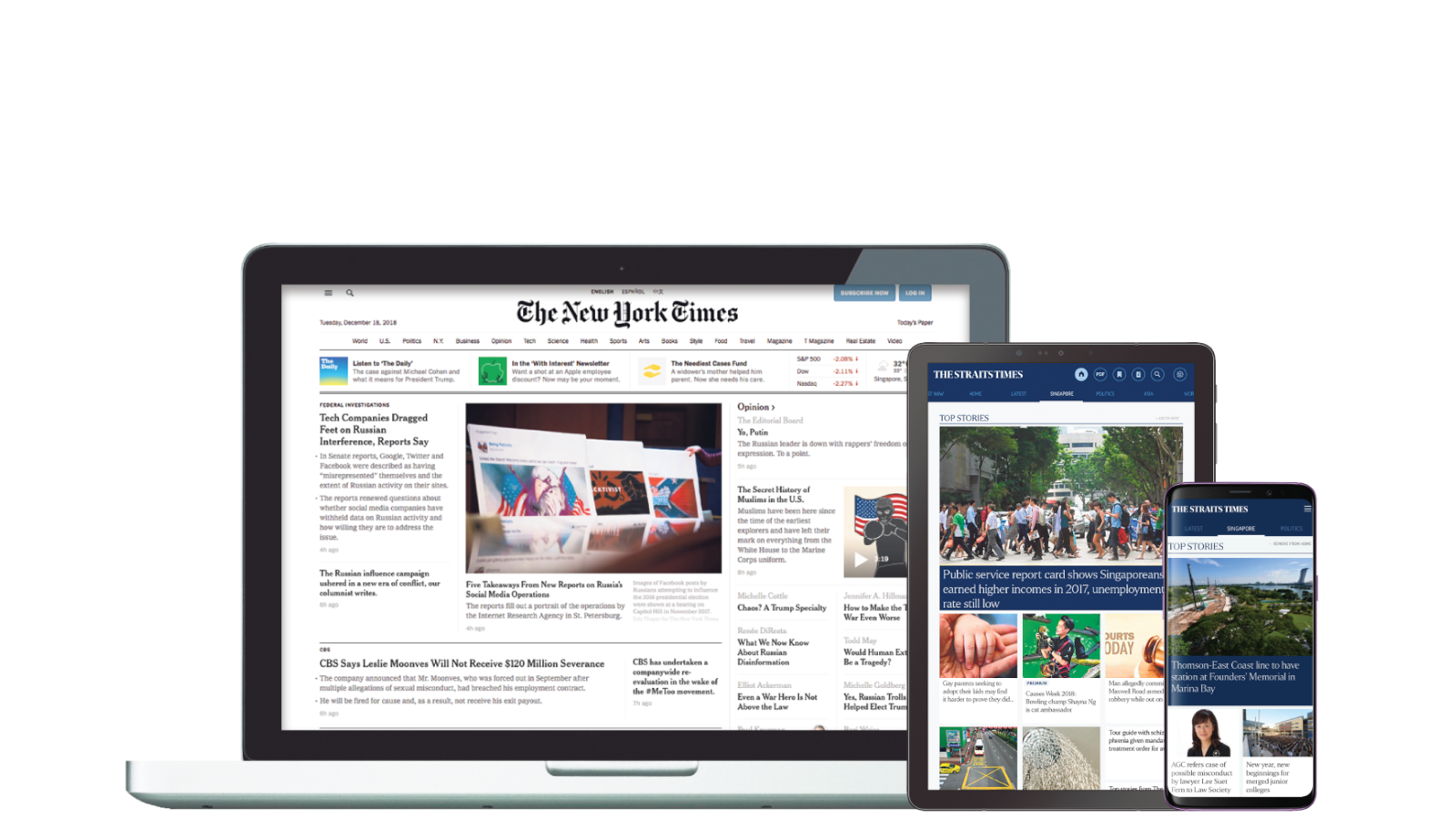 Exclusive Promotion with The New York Times